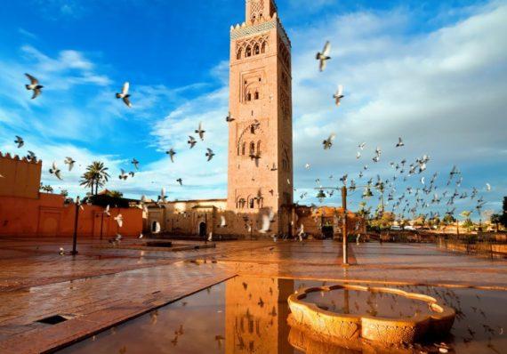 Marrakech, destination week-end par excellence